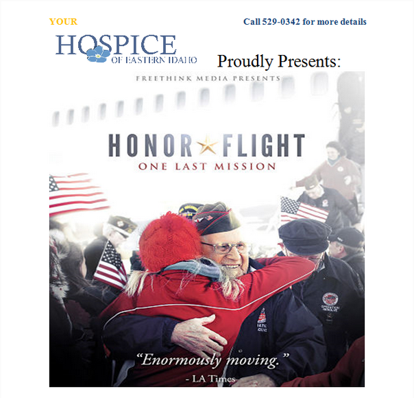 Honor Flight Poster Image